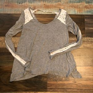Abercrombie and finch blouse size xs